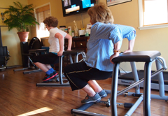 Chair Pilates Classes